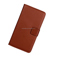 Stand Phone Case Flip Leather Case for Samsung Galaxy S4 active i9295 with Credit Card Solts