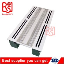 HVAC Ceiling Light Troffer Exhaust Air Conditioning Air Grille Linear Slot Diffuser