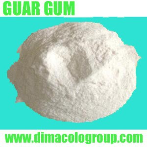 Modified Guar Gum Fracking of Oil and Gas