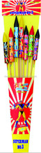 Chinese bottle rocket fireworks factory, assorted peony MRO2043 fireworks rocket