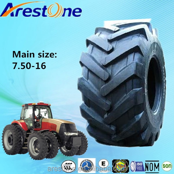 R1 Pattern AGR TRACTOR Tire 7.50-16 with high reputation