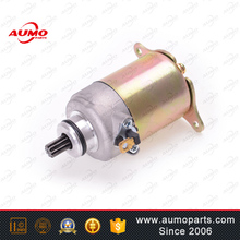 Best selling starter motor for GY6 125cc 150cc motorcycle starter without wire 50cc motorcycle