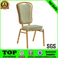 Classic Style Wave Back banquet furniture With Elegant Back