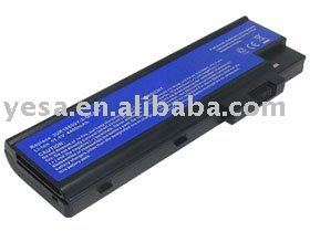 Laptop battery for Acer 3UR18650Y-2-QC236,Aspire 5600 Series, Aspire 7000 Series