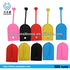 Cute design prevail fashion silicone custom key bag