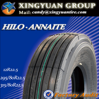 Hilo Tyre Factory Cheap Price Truck Tyres Wholesaler