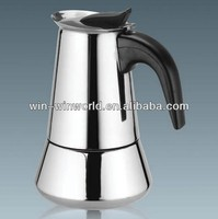 Percolating Espresso Pod Coffee Maker