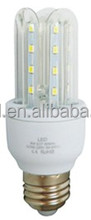 CE&ROHS high quality 5W U shape led energy saving light