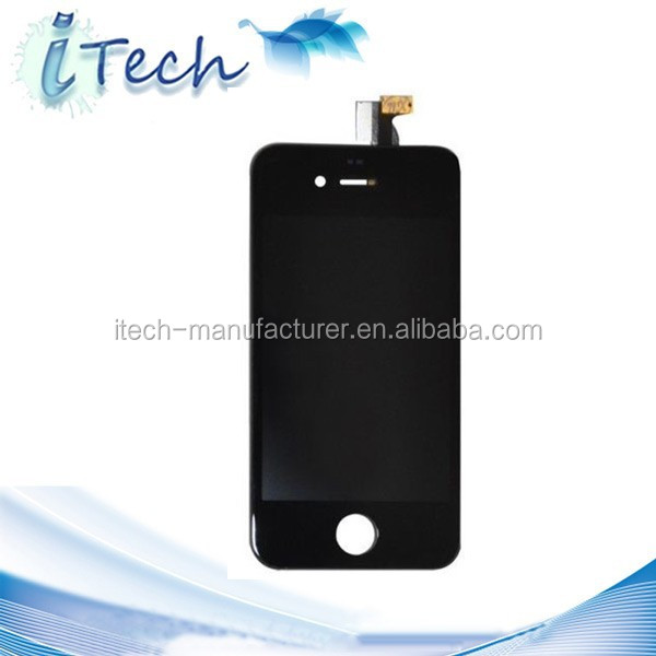 Original pass lcd for iphone 4,for screen iphone 4,for iphone 4 lcd digitizer