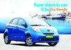 hot sale 7.5kw RHD Right hand drive passenger electric car EV cars for sale china made