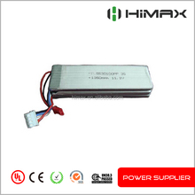 Best selling li-polymer battery 3.7v 5000mAh for handicap scooter