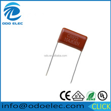 0.1UF 400V Metallized Polypropylene Film Capacitor 104J 100NF 400V