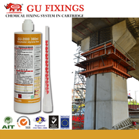 super adhesive of styrene threaded concrete anchors epoxy resin