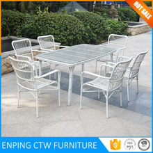 China Factory Cheap Patio Outdoor Furniture Aluminium Bangkok