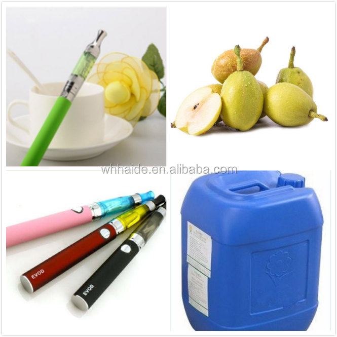 Fresh fruit flavors of fragrant pear/electronic/use/hookah smoke flavor