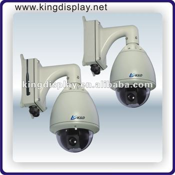 Wireless wired High Speed Dome IP Network PTZ Camera, View ...