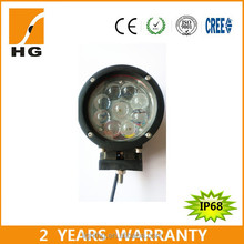 Venta caliente 5.5 ''45 w 12 v ronda led car headlight 4x4 accesorios