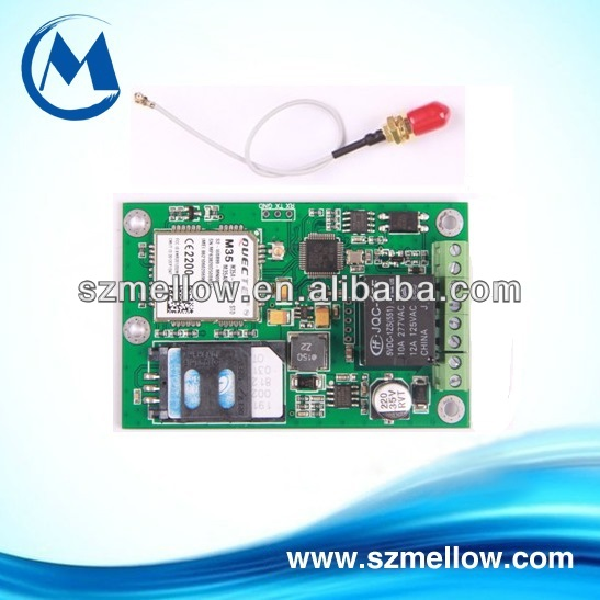 relays using gsm modules