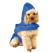 Fashionable new design pet clothes dog raincoat IPET-PC10