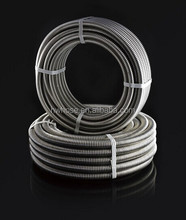 stainless steel 304 316L type annular metal corrugated flexible tube pipe for home application