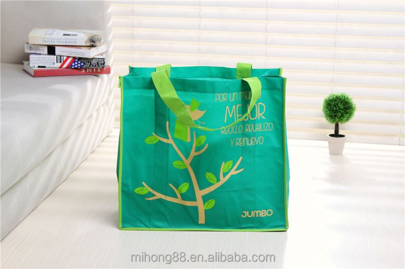 New product OEM design foldable non woven bag for sale