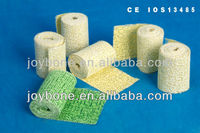 High quality moulding craft Plaster of Paris Bandage with CE & ISO13485, moulding plaster