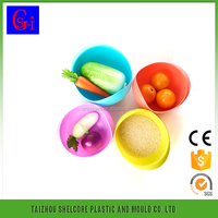 Alibaba China Plastic Fruit Vegetable Washing Basket Drain Basket