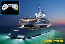 Surface mounted IP68 100%waterproof 600LM LED boat underwater boat/ yacht lights trim tab light Stainless Steel