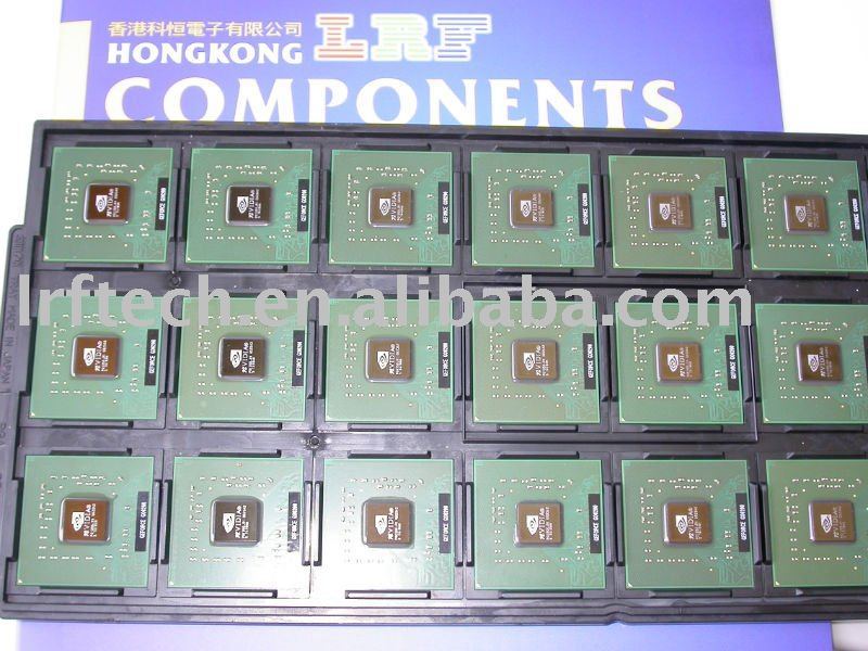 GEFORCE 6200 GO ic chips, BGA Chips, Chips for laptop