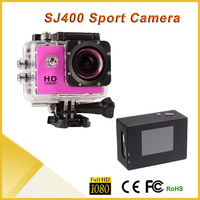 Full hd 1080P action sport dv underwater camera for free diving sj4000 outdoor camera
