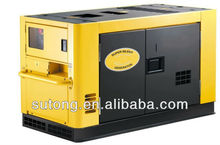 50/60HZ Super Silent Kubota engine Series magnet power generator
