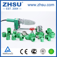 top quality ZHSU pipe ppr/ppr pipe fitting