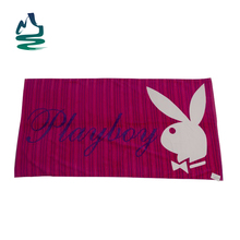 hot sell high quality sex women and animal rectangular beach towel