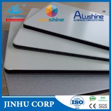 PVDF Aluminum Composite Panel outdoor use wall cladding/marble finish with competitive price