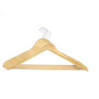 Factory New Design P66 Wooden Hangers