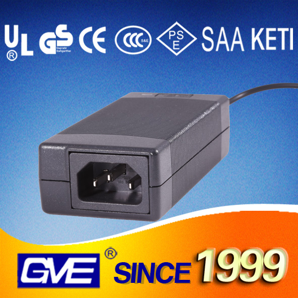 Guangdong 12v 7a 84W Power Adapter switching power supply for POS