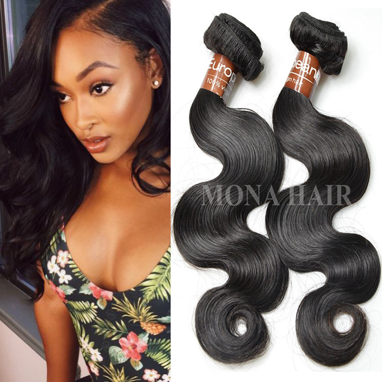 Best Price Cheap Hair Extension Pure 100 European Remy Virgin Human Hair Weft