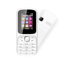 "Cheap 1.8""Screen Dual SIM GSM Mobile Phones Made In China Alibaba S11"