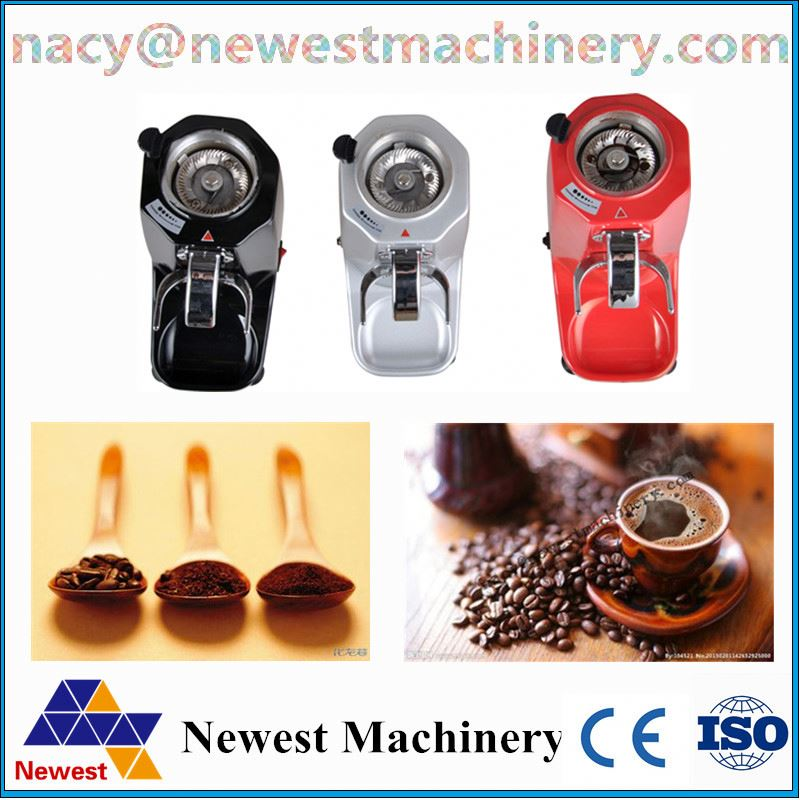 Effective large capacity coffee grinder/supreme quality commercial coffee grinder/household electric coffee grinder