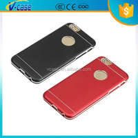 2in1 Metal PC Armor Shockproof Case for sony xperia z2