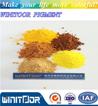 Inorganic pigment use for ceramic glaze stain hot selling to Russian market