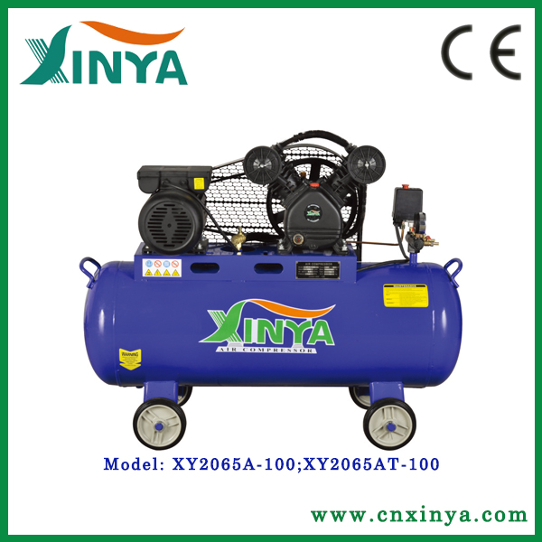 belt driven air compressor pump