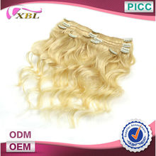 Wholesale Virgin Human Hair 22 Inch Clip In Human Hair Extensions