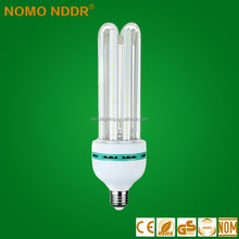 High efficiency easy use 3w 2U IC Control E27 2835 9 diameter led lamp