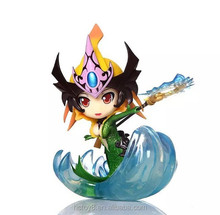 Gzltf LOL League of Legends Nami 4th Generation Q Version The Tidecaller Action Figure