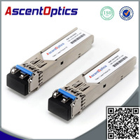 compatible huawei fiber optical modules 1.25Gb/s SFP 1550nm 120km Single-mode Gigabit Ethernet