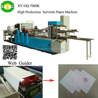 Automatic High Speed MG Paper Napkin Machine