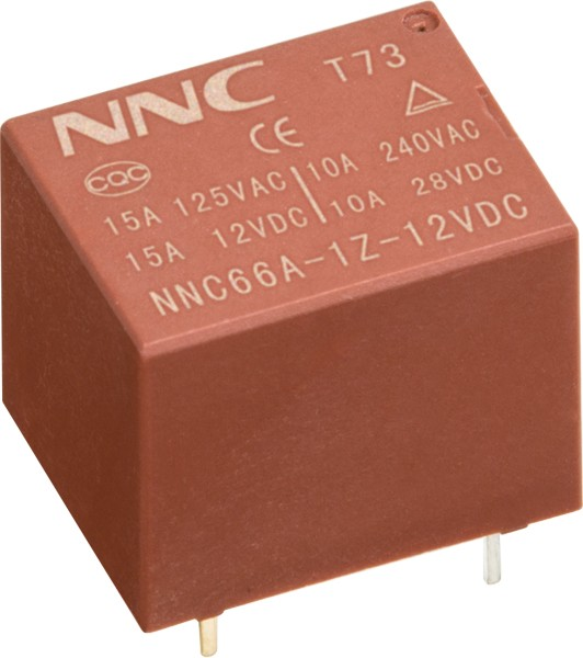 T73 relay Relay with CE, UL Approval (NRP07/T73)
