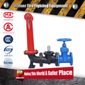 Over-ground Type Fire Fighting Pump Adapter