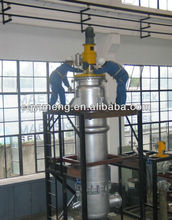 YUNENG brand used motor oil distillation to base oil equipment